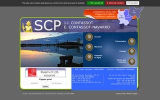 SCP CONTASSOT CONTASSOT-NAVARRO