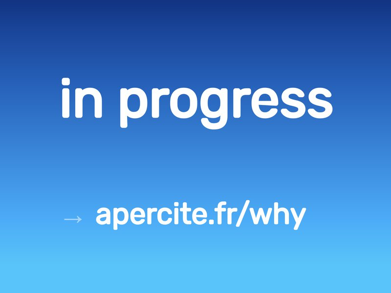 Apercite example for https://solidgiant.com/