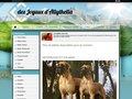 screenshot http://lesjoyauxdallythelia.chiens-de-france.com/ Les joyaux d' allythelia: dogue allemand