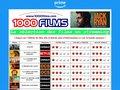 screenshot http://www.1000films.com 1000 films
