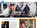 screenshot http://www.afriqueavenir.fr La association afrique avenir en france