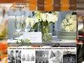 screenshot http://www.amandine-traiteur.net/ Amandine traiteur, receptions, buffets, seminaires