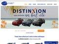 screenshot http://www.autos.fr Autos.fr : véhicules d'occasion récents