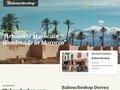 screenshot http://www.baboucheshop.com Baboucheshop vente en ligne de babouche sac bijou