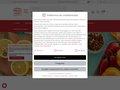 screenshot http://www.borner.fr/ Ustensiles de cuisine borner
