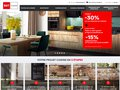 screenshot http://www.but-cuisines.fr/ But-cuisines.fr : aménagement et meubles de cuisin