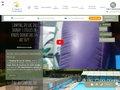 screenshot http://www.camping-du-lac-du-jaunay.com/ Camping du lac du jaunay à landevieille : emplacem