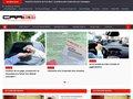 screenshot http://www.carblog.fr Carblog l'actualité automobile