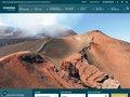 screenshot http://www.chamina-voyages.com Chamina voyages, randonnée liberté et accompagnée