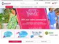 screenshot http://www.charleselie94.fr Charleselie94 votre boutique chic en ligne
