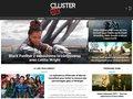 screenshot http://www.cluster21.com Cluster21