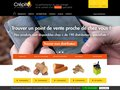 screenshot http://www.crepito.fr/ Crépito