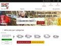 screenshot http://www.degrifcars.com Degrifcars : vente de voitures neuves jusqu'a -33