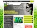 screenshot http://www.eia-electronique.fr Fabrication de cartes électroniques en rhône alpes