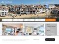 screenshot http://www.finquesfrigola.com/ Finques frigola
