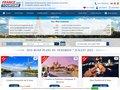 screenshot http://www.francetourisme.fr/excursion/ France tourisme : large choix d'excursions