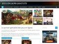 screenshot http://www.jeux-en-ligne-gratuits.net Annuaire jeux-en-ligne-gratuits.net