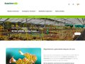 screenshot http://www.karnivores.com Achat de plantes carnivores