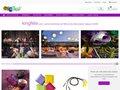 screenshot http://www.kingfete.com King fête : vente d'articles de fête et de décorat