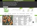 screenshot http://www.lamaisondubananier.com Vente de bananier et plante exotique sub tropicale