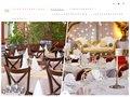 screenshot http://www.letoiledor.fr L'etoile d'or restaurant traiteur et grande sall