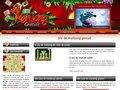 screenshot http://www.mahjonggratuit.org Mahjong gratuit, jouer au mahjong en ligne