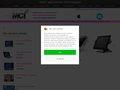 screenshot http://www.mci32.fr Mci32, société informatique gers, 32 : site inte