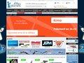 screenshot http://www.miniplanes.fr/ Miniplanes.fr
