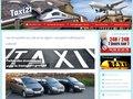 screenshot http://www.navette-lille.fr Taxi  lille, région parisienne, pays-bas, belgique