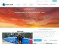 screenshot http://www.passionnature.fr Passion nature : vente de canoës kayaks
