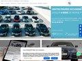 screenshot http://www.pays-de-loire-automobiles.com Concession bmw mini nantes vente neufs occasions –