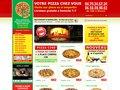 screenshot http://www.pizza-aix-les-bains.com Pizza aix les bains - livraison pizza
