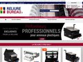 screenshot http://www.reliure-bureau.fr Rbs renaud binding systeme, fournitures de bureau