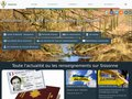screenshot http://www.sissonne.fr Ville de sissonne 02 aisne