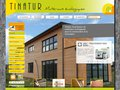 screenshot http://www.tinatur.com Tinatur: fournisseur de matériaux écologiques