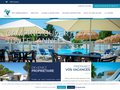 screenshot http://www.villa-campista.com Camping vendée