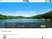 Camping Domaine du Lac Chambon
