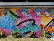 Détails : Artiste Keymi : peintre, graffeur