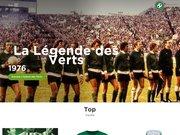 Détails : La Légende Des verts Saint Etienne