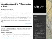 Théâtre et Philosophie (Labo LAPS)