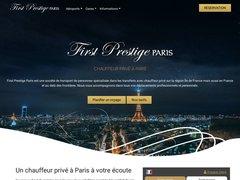 First Prestige Paris