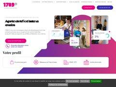 Détails : Agence webmarketing 1789 à Angers