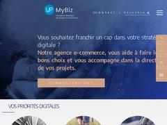 Détails : Upmybiz - agence de conseils ecommerce à Lyon