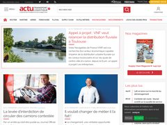 actualité du marché de l'immobilier sur actu-transport-logistique.fr