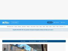 actualité du marché de l'immobilier sur actu.fr