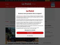 actualité du marché de l'immobilier sur afrique.lepoint.fr