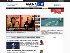 avis agoravox.tv