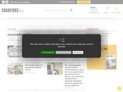 actualité du marché de l'immobilier sur chantiersdefrance.fr