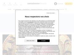actualité du marché de l'immobilier sur connaissancedesarts.com