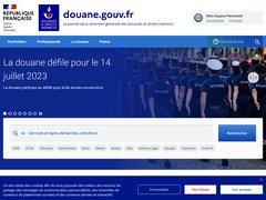 avis douane.gouv.fr